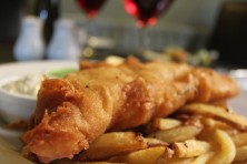 Half Price Fish & Chips in August