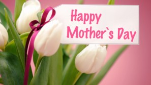 Mother's Day - Sunday March 31st